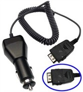 Car Charger For Audiovox PPC-6600, PPC-6601, XV660