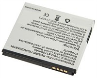 Lithium Battery For HTC Desire HD, Inspire 4G, Sur