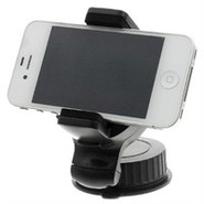 Universal Cell Phone Holder With Suction Cup