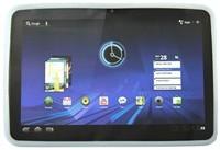 Clear Silicone Skin Case For Motorola XOOM