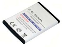 Lithium Battery For Nokia 1208, 1616, 1680