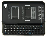 Bluetooth Keyboard Case For Apple iPhone 4, iPhone