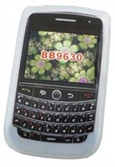 Clear Silicone Skin Case For BlackBerry Tour 9630,
