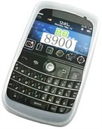 Clear Silicone Skin Case For BlackBerry Curve 8900