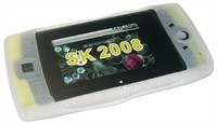 Clear Silicone Skin Case For Sidekick 2008