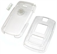 Clear Snap-On Cover For Samsung u550