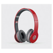 Beats by Dr. Dre Solo HD ControlTalk Red Headphone