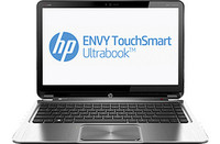 ENVY TouchSmartbook 4t with 500GB HD; 4GB Memory; 