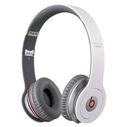 Beats by Dr. Dre Solo HD ControlTalk White Headpho