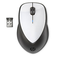 x4000 Wireless Mouse - Linen White with Laser Sens