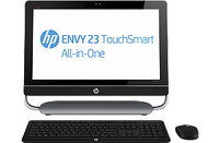 Envy TouchSmart 23t Series i5-3330S - 2.7 GHz; 750
