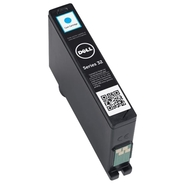 Dell Single Use High Capacity Cyan Ink Cartridge (