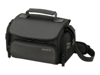Sony LCS U20 - soft case for digital photo camera