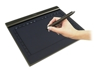 10X6IN WIDESCREEN USB TABLET PC MAC WIRELESS PEN S