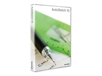 AutoSketch 10 Complete Package - 1 User (003A1-051