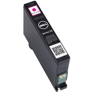 Dell Single Use High Capacity Magenta Ink Cartridg