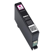 Dell Single Use Standard Capacity Magenta Ink Cart