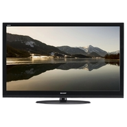 Sharp Sharp 60-inch LCD TV - LC-60E69U Aquos 1080p