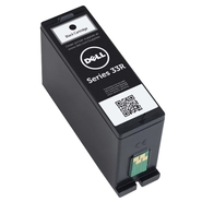 Dell Regular Use Extra-High Capacity Black Ink Car