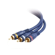 C2g Velocity RCA Audio/ Video Cable - 50 ft (29109