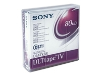 DLT IV Tape Media - 1 Cartridge (DL4TK88)