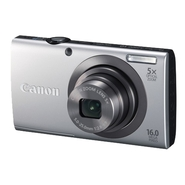 Canon PowerShot A2300 Silver 16.0 MP 5X Zoom Digit