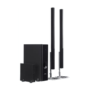 Sharp Sharp HT-SL72 - Speaker - For home theater -