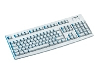 G83-6104LPNEU-0 PS/2 Keyboard - Light Grey (G83-61