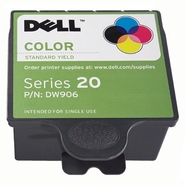 Dell Color Ink Cartridge (Series 20) for Dell P703