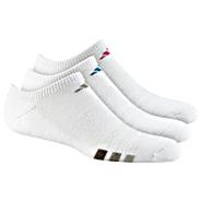 Cushioned Variegated No Show Socks 3 PR