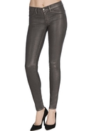 J Brand 901 Legging in Coated Moonwalk - Coated Mo