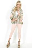 SALE Dittos Rhonda Crop Pant in Light Pink 27