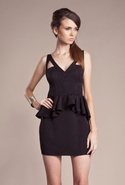 Keepsake One Last Day Dress - Black - Medium
