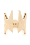 Superwoman Ring - Gold - 6
