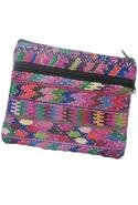 Huipil Zipper Bag - Multi