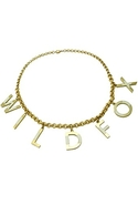 SALE-Wildfox Couture Jewelry Wildfox Nameplate Nec