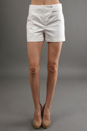 Dena Short with Pockets in Pearl