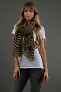 Nicole Scarf in Geometric