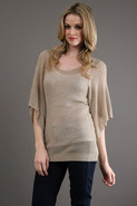 St. Lucia Bird Tunic in Taupe