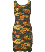 Jasmin Multi Ruched Maddy Dress