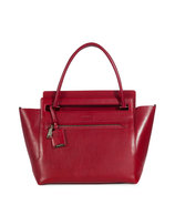 Brick Red Leather New Malavoglia Bag