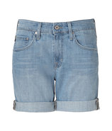Light Denim Ex-Boyfriend Short