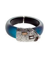 Royal blue medium mosaic bracelet