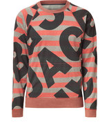 Red Plum Multicolor Marc Sweatshirt