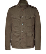 Sepia Military Jacket