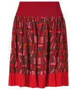 Lipstick Multi Book Worm Skirt