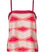 Rock Lobster Multi Hayley Stripe Tank Top