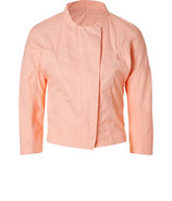 Peach Cotton Jacket