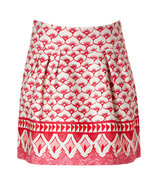 Rose-Multi Cotton Skirt