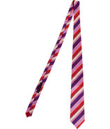 Wisteria Striped Silk Tie